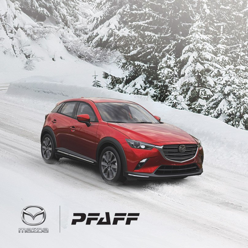 Mazda Winter Driving Credit